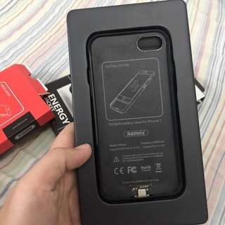 """Remax Battery Case for iPhone 7 (4.7"""")"""