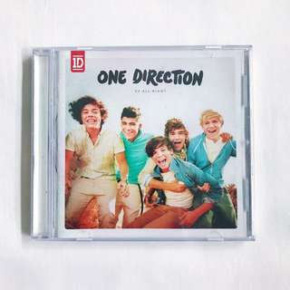 Up All Night album by One Direction