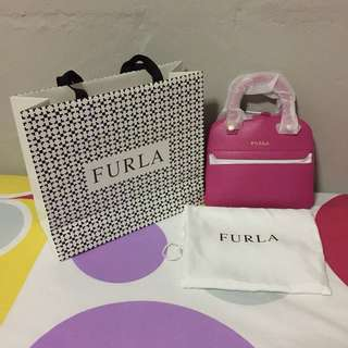Clearance - BN Authentic Furla Bag [This is not a sling bag. Pls see last pic]