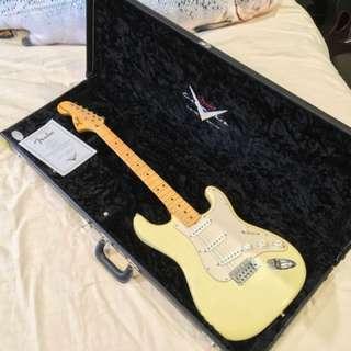 Fender Custom shop Masterbuilt Dennis Galuszka Reverse Proto
