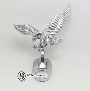 1633616 金屬鷹形立標汽車