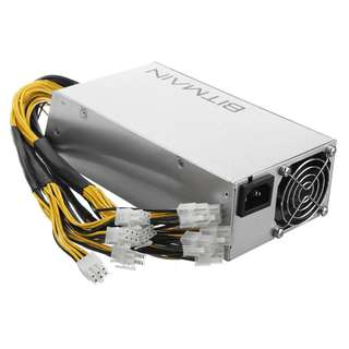 APW3++ Power Supply (PSU) for Antminer S9, L3+, D3