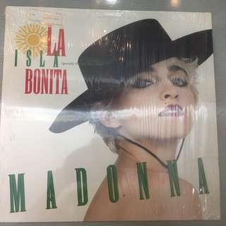 "Madonna ‎– La Isla Bonita, 12"" Single Vinyl, Sire ‎– 920 633-0, 1987, Germany"