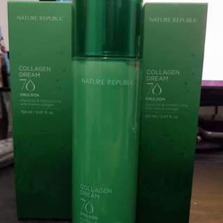 Nature Republic Collagen Dream Emulsion