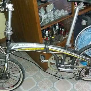 Storm bike 2.0vxt
