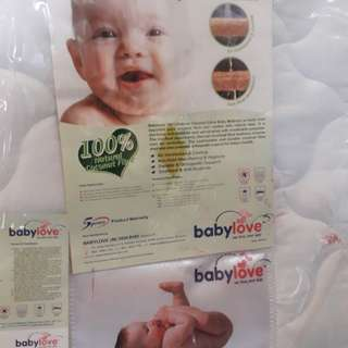 Baby cot mattresa