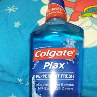 Colgate Plax Peppermint Mouthwash(750ml)