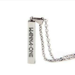 Wanna One Necklace