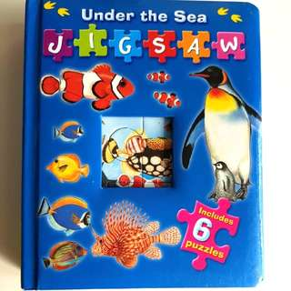 Under the Sea Jigsaw 6 Puzzles