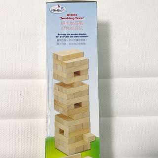 Deluxe tumbling tower