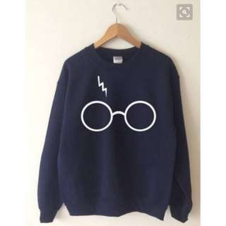Harry Potter Sweater : Navy
