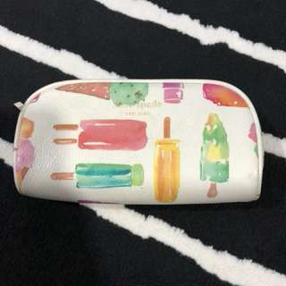Authentic Kate Spade Make up Pouch