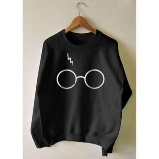Harry Potter Sweater : Black