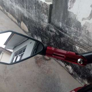 Side mirror Rizoma