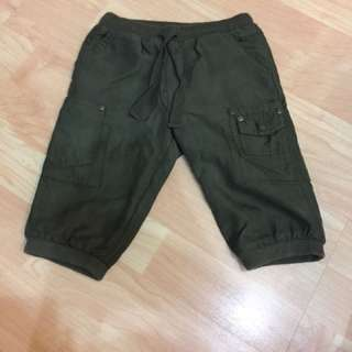 Prelove Green Winter Pants for 3 mth - 1 yr