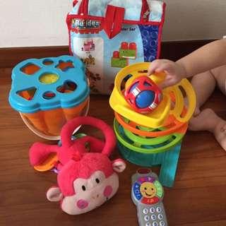bundle toys good condition