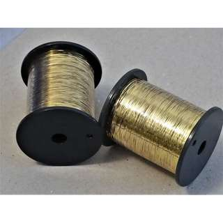 3000m Gold Lame Thread (10 Reels)
