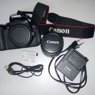 Canon EOS Rebel T4i EOS 650D