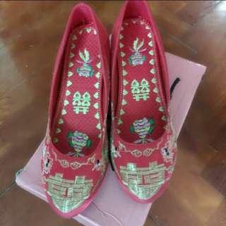 37號褂鞋 , 鞋跟13cm