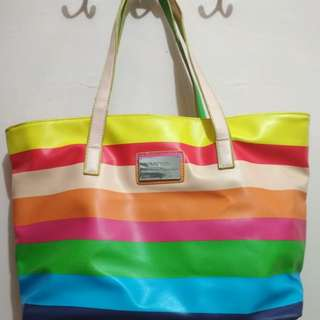 Mango totte bag rainbow