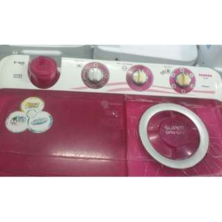 Sanken Mesin Cuci Dua Tabung TW-870
