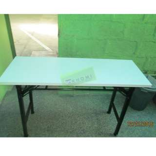 training table - folding - with 2nd layer - office furniture