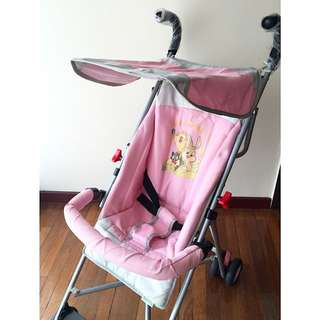 Looney Tunes Lightweight Stroller