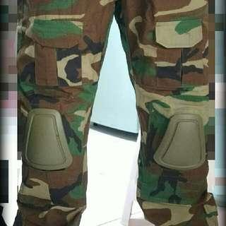 Jungle Camouflage pants Gen.3