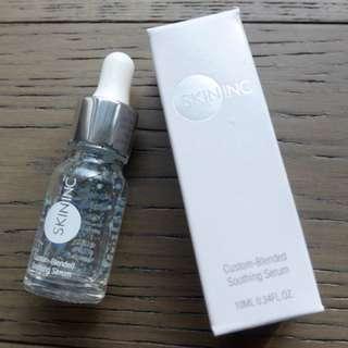 skin inc custom blended soothing serum