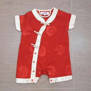 Cheongsam for baby boy