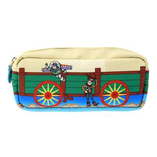 Japan Disneystore Disney Store Toy Story Pencil Case