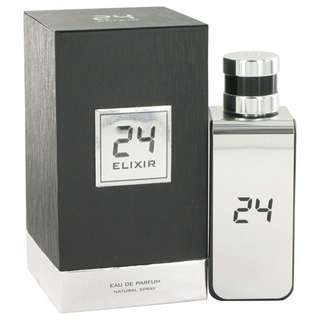 SCENTSTORY 24 ELIXIR PLATINUM EDP FOR UNISEX (100ml) Scent Story Men Women Silver
