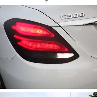 Car Head/Tail Light Tint