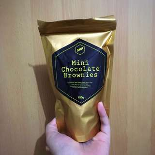 SMR Mini Choco Brownies,Oreo Cheesecake,Nutty Caramel