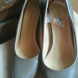 Parisian heels Anne size 8(Taupe)