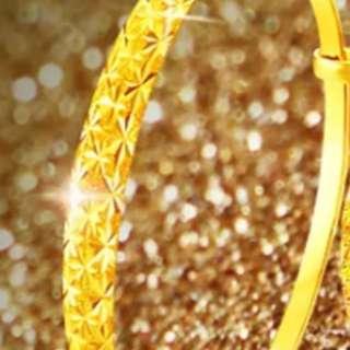 3 gold barslat and 1 ring