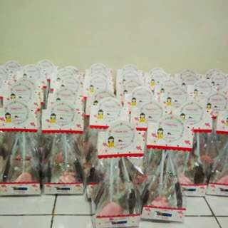 Chocolate Lollipops Giveaways