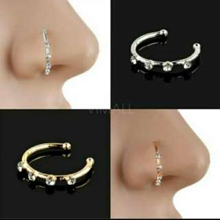 Nose Ring Gold color