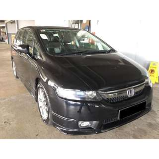 HONDA ODYSSEY MONTHLY RENTAL PROMOTION $1800.00 ON (P PLATE WELCOME)