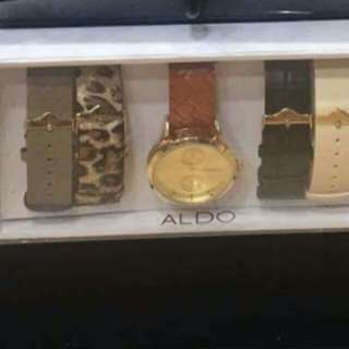 aldo watch! authentic