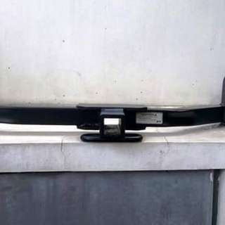 "HITCHPRO TOW HITCH RECEIVER 1.25"" (For 2003-2007 Toyota Vios Only)"
