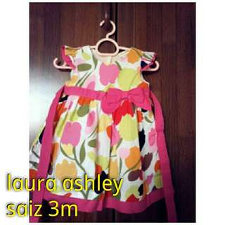 laura ashley Baby Dress
