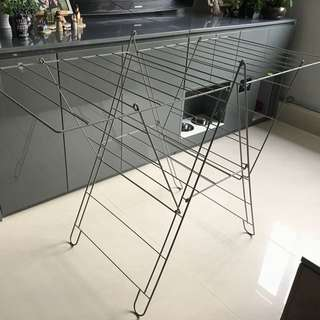 IKEA Clothes Hanging Drying Rack Foldable