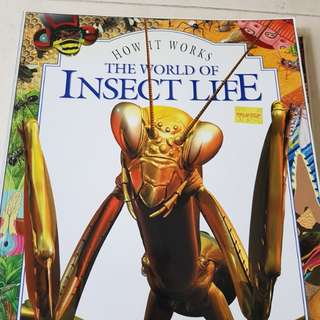 Insect,universe and flight books buy 2 get 1 FREE