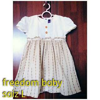 freedom baby Dress
