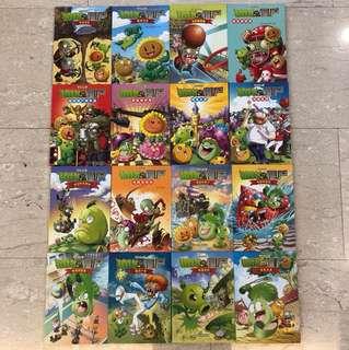 植物大战僵尸 极品爆笑漫画. Plants vs Zombies comics (in Chinese)
