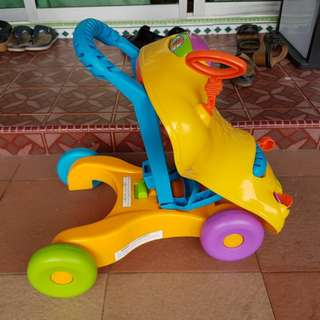 Playskool 2 in 1 baby walker