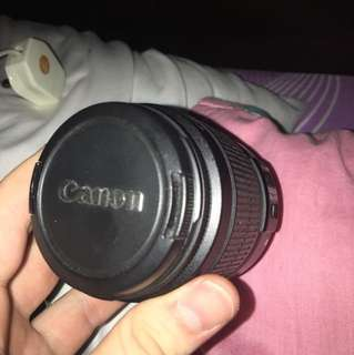 Canon lens 18-55mm (Only Manual Focus Working)