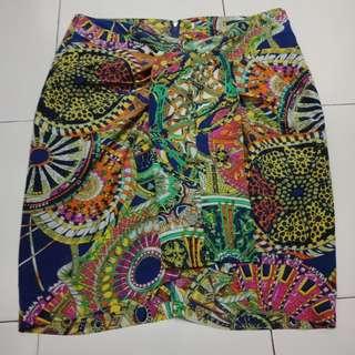 Skirt abstract