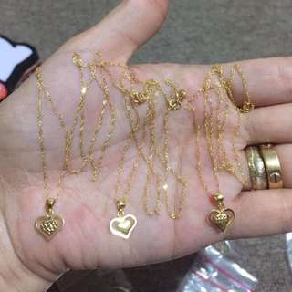 Pure saudi Gold necklace